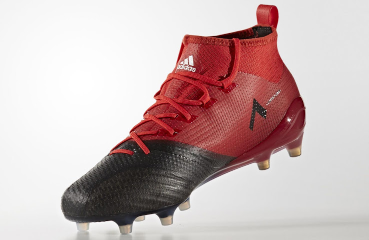 finest selection ea1ef 63766 Black / Red Next-Gen Adidas Ace 2017 Boots Revealed - Footy ...