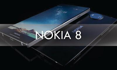 Peluncuran Nokia 8 Yang Menjalankan Perangkat Pertama Android O