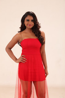 Actress Charvi Pictures From Oru Celluloid Kadhal Movie 0005
