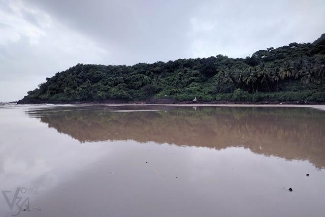 Bogmelo beach, Vasco da Gama