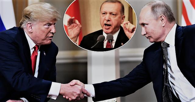 Χοντρό παιχνίδι στην Συρία, μπαίνει στα βαθειά ο Ερντογάν