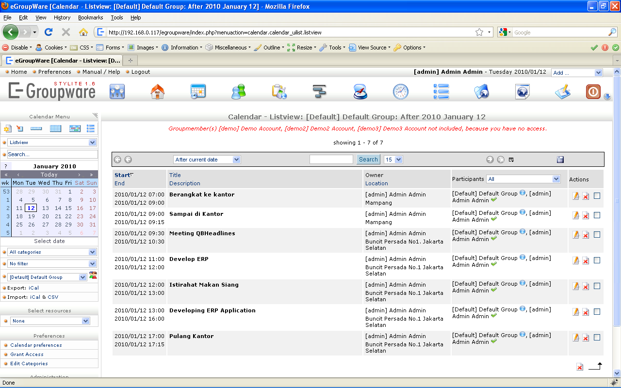 Desimawati Blogspot Tugas Imk Groupware