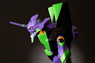 """Figuras: Información preorder del EVA-01 de """"Rebuild of Evangelion"""" - Kaiyodo"""