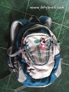 What's on My Daily Bag?