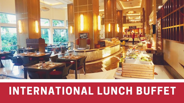 Cebu City Marriott Hotel, Garden Cafe, International Lunch Buffet, Hotel Buffet, Eat all you can Restaurant in Cebu, Prime Rib, Deep Fried Mixed Fruits, Nico Velasquez, Brennan Mercado, Basta Bisaya, Promo Price