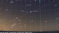 HIT MIESIĄCA - Koniunkcja Marsa z Jowiszem, poranek trzeci - widok w szerokim polu widzenia