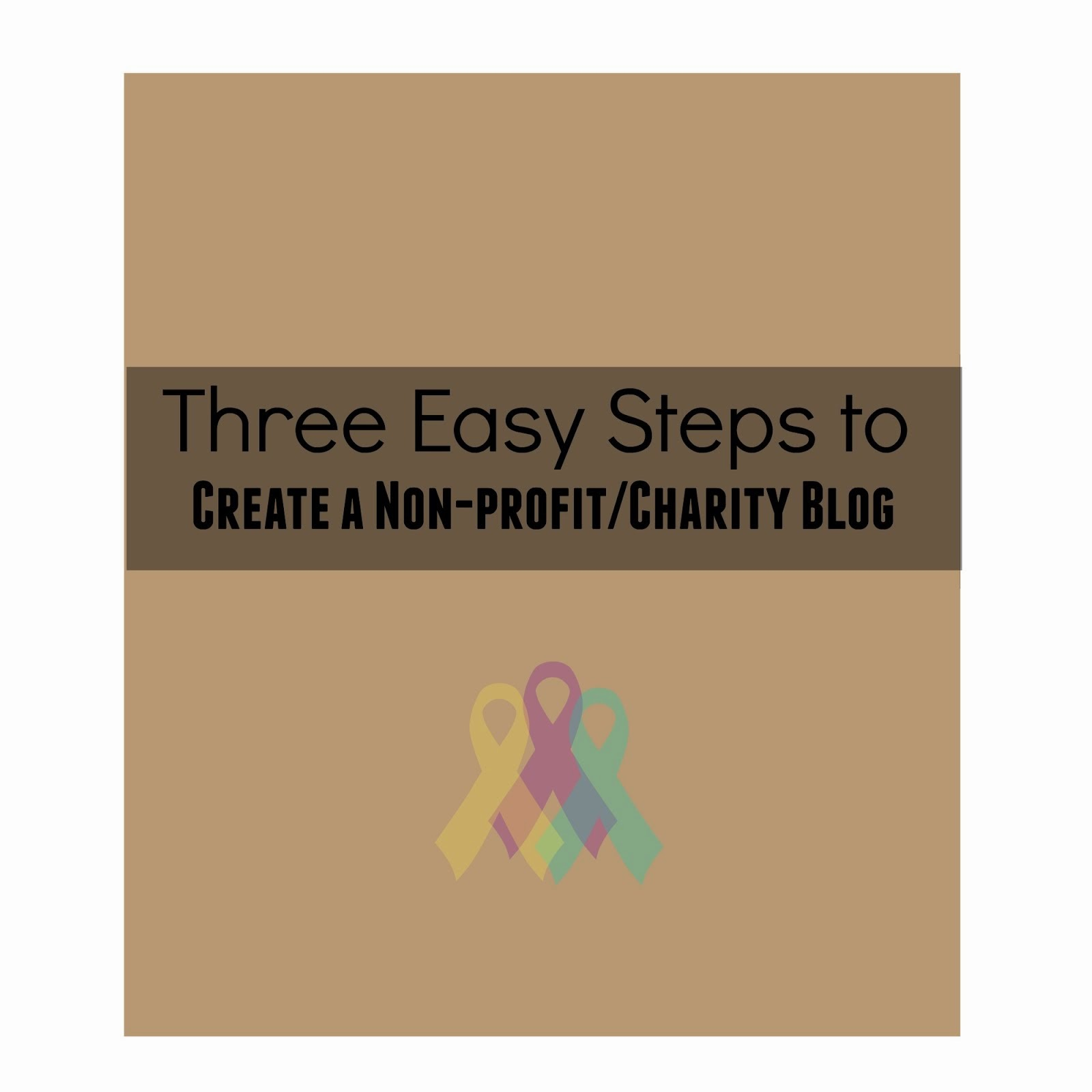Starting A Non-Profit Or Charity Website/Blog: How To