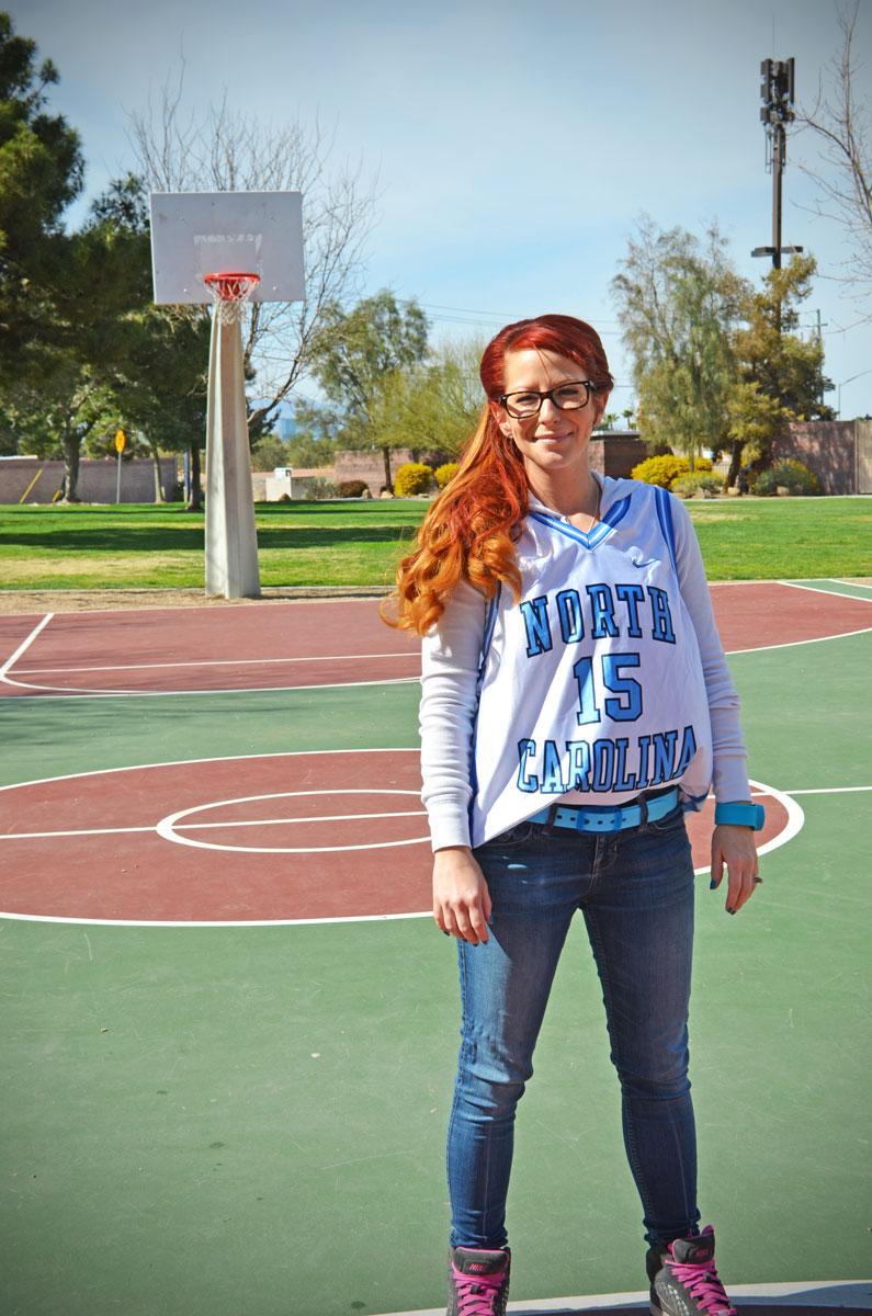 The Winky Way March Madness Basketball Jersey Fashion