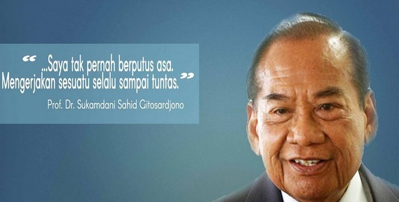 Sukamdani Quotes