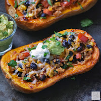 Stuffed Butternut Squash Recipe | by Life Tastes Good