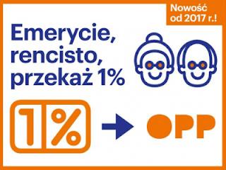 1% od emeryta dla Piotrka