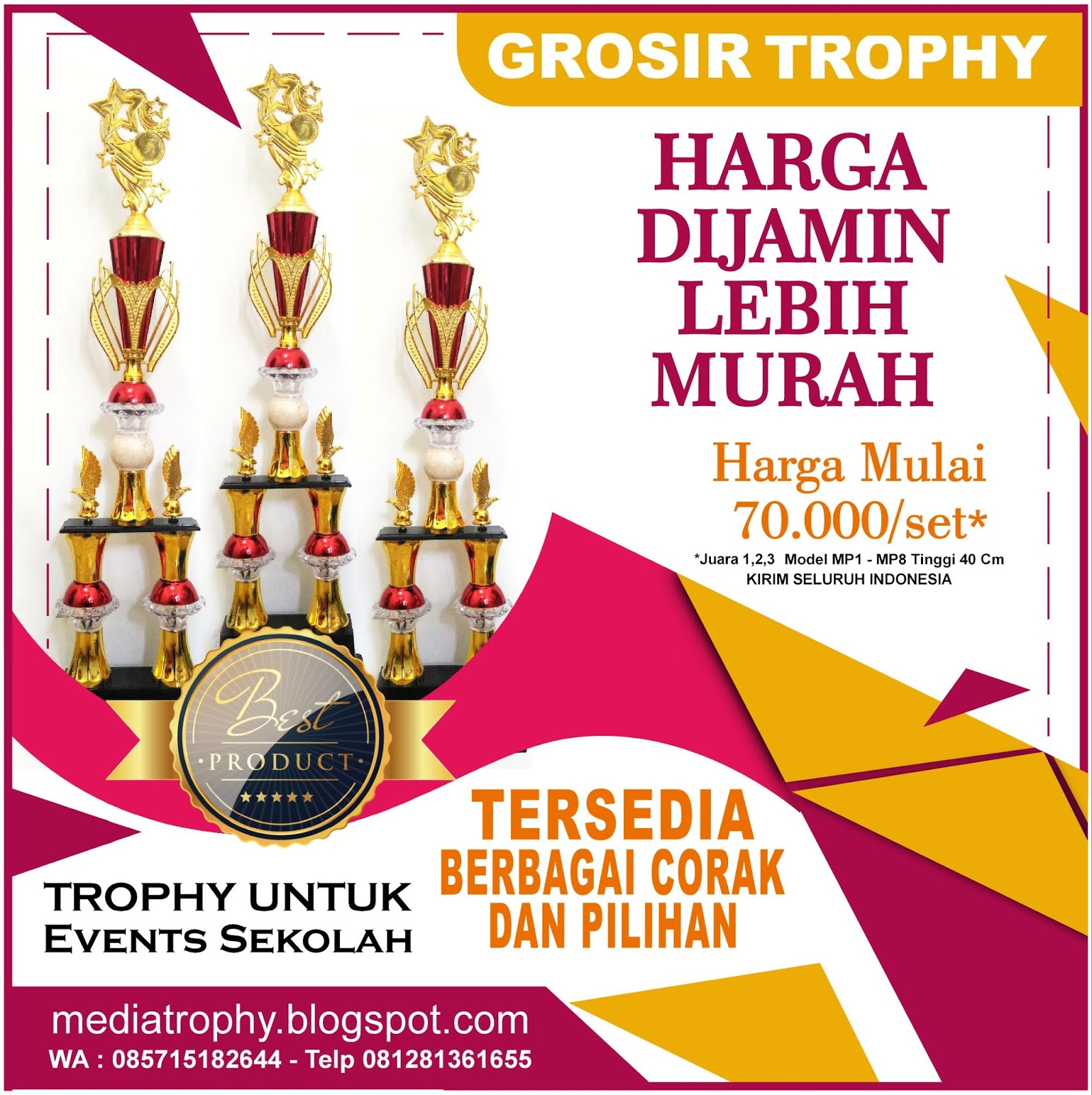 Grosir Trophy