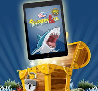 Logo Concorso ''Speciale Sharks&CO'': vinci gratis 6 Ipad Mini 4 Wifi