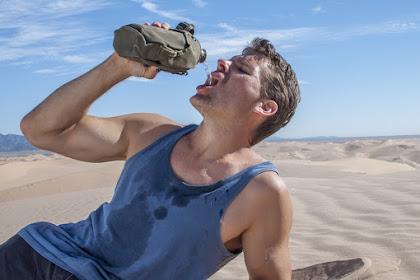 Bahaya Dehidrasi Pada Penderita Diabetesi