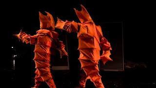 """""""Ασθμαίνω"""" από το LandArt Theater, σε σκηνοθεσία Χριστόδουλου Ανδρέου."""