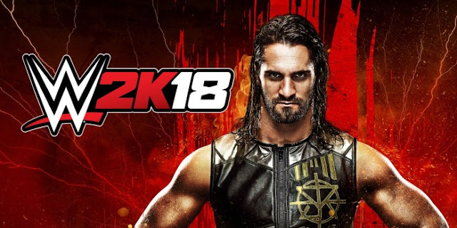 WWE 2K18 PPSSPP ISO For Android Download (250MB × 4 Parts) - GAMING KING