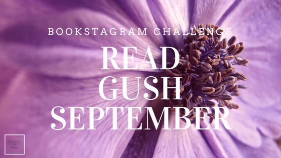 Bookstagram Challenge September 2017 - Instagram Monthly Photo Challenge