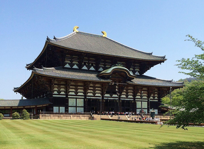 奈良-景點-推薦-東大寺-Todaiji Temple-市區-自由行-必玩-必遊-旅遊-觀光-日本-Nara-Tourist-Attraction