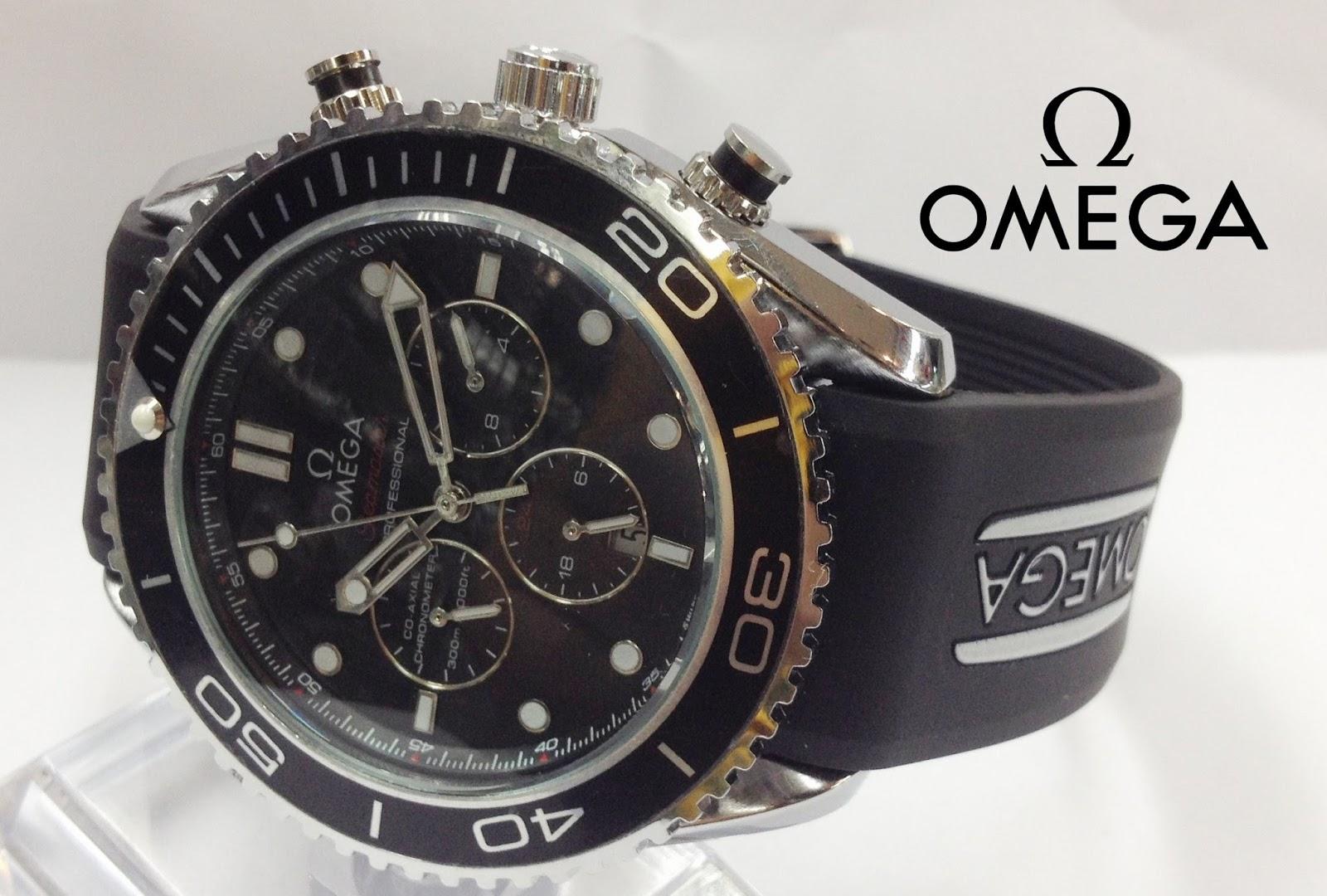 Jam tangan ini perdana kali di gunakan oleh James Bond maka membuatnya  ternama di semua dunia. db3c493155