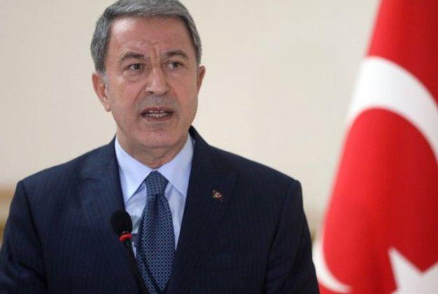 Ακάρ: Δεν θα επιτρέψουμε τετελεσμένα σε Αιγαίο, Αν. Μεσόγειο και Κύπρο