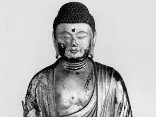 寿福寺薬師如来坐像
