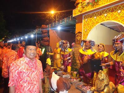 Gelar Festival Sate dan Pesta Gizi III, Walikota : Agar Masyarakat Kian Sadar Gizi