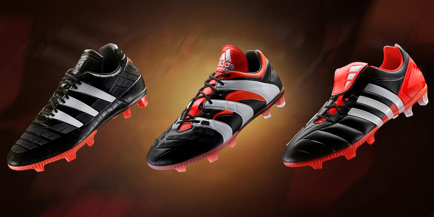 size 40 a5282 0e840 The Adidas Predator Instinct White Football Boot uses the same design as  the Predator Launch Colorway, while the boot replaces the main color black  with ...