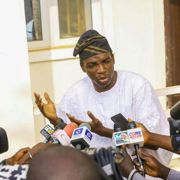 Atiku Will End Poverty And Impunity In Nigeria. - Adewale