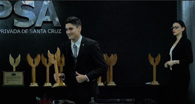 Atleta da região é destaque internacional