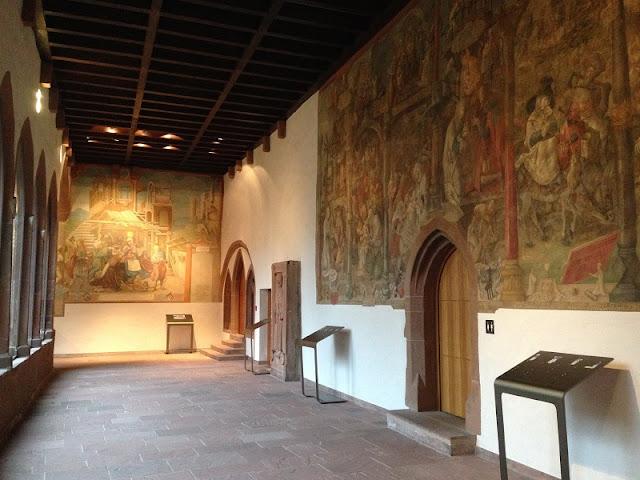 Museu Arqueológico em Frankfurt