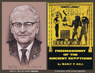 Manly P. Hall, 33°. Freemasonry of the Ancient Egyptians. by Travis Simpkins