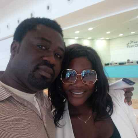 mercy johnson husband dubai