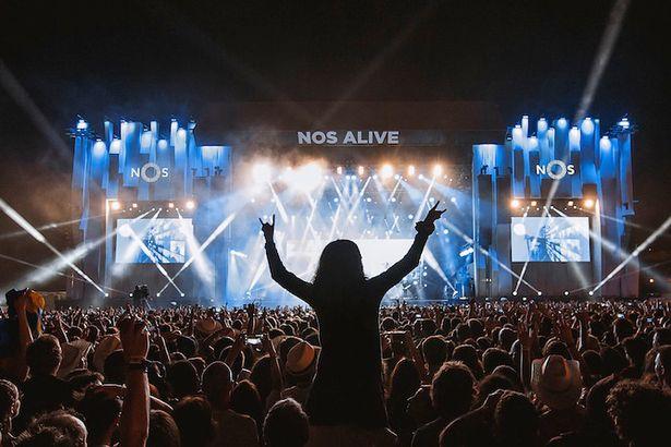 Bilhetes para o NOS Alive'18 já estão à venda. Os preços aumentam.