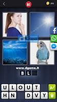4 immagini 1 parola livello 81