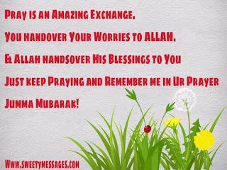 jummah pray