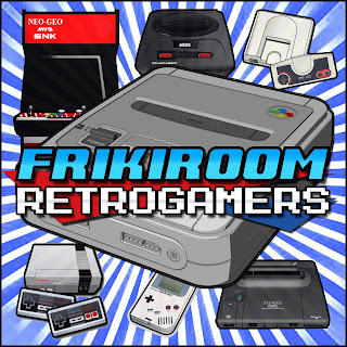 RetroPodcast #12 FrikiRoom | Retro Noticias- 3 RetroJuegos - Chips de Audio de 8bits|