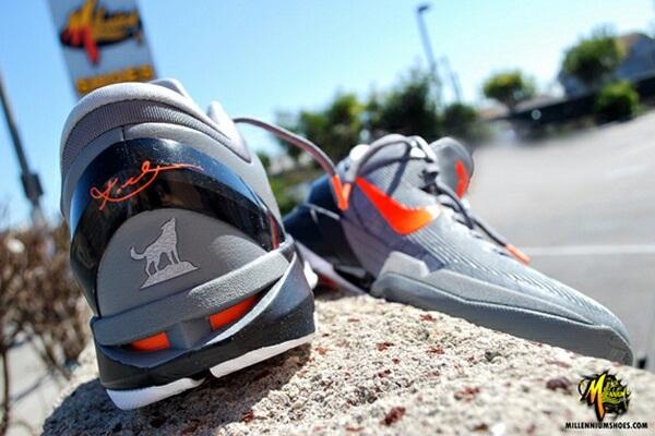 Nike Zoom Kobe VII Wolf