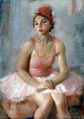 Danseuse au Chapeau Rouge, Vera Rockline