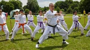 Karate and personal development