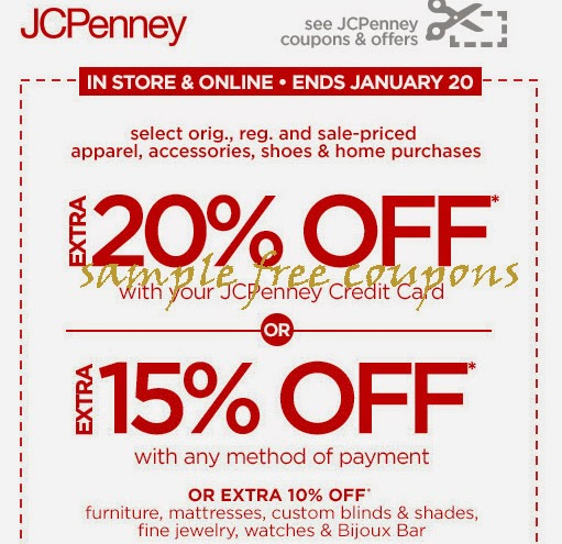 graphic about Dillards Printable Coupon titled Jcpenney inside keep printable coupon codes august 2018 - Merc c