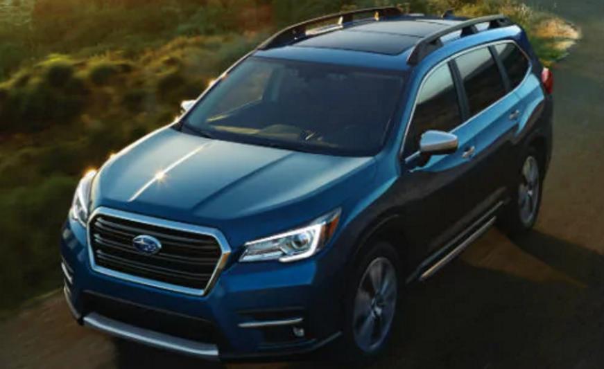 2019 Subaru Ascent Release Date