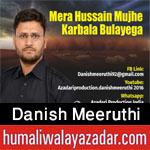 http://www.humaliwalayazadar.com/2016/10/danish-meeruthi-nohay-2017.html