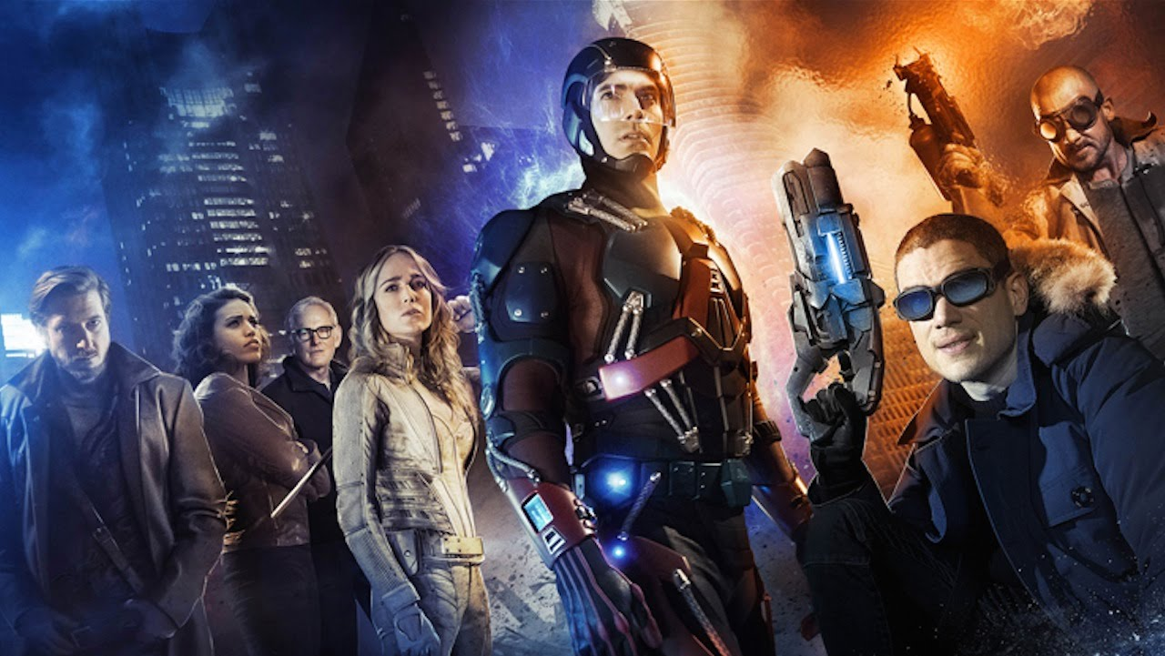 """DC Comics Legends of Tomorrow"", estreno en TV 2016, Trailer"