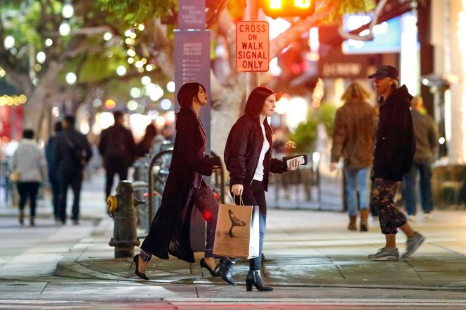 Selena Gomez, à Santa Monica - 2 Décembre 2016
