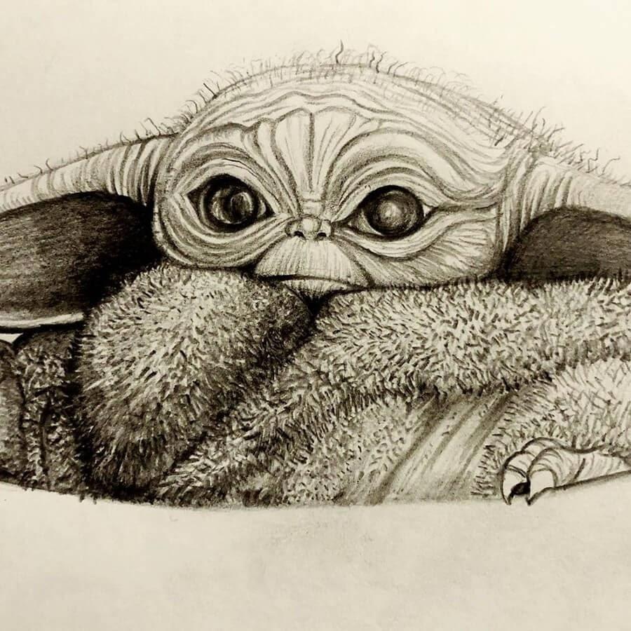 02-Baby-Yoda-Rex-Lee-Little-Creatures-www-designstack-co