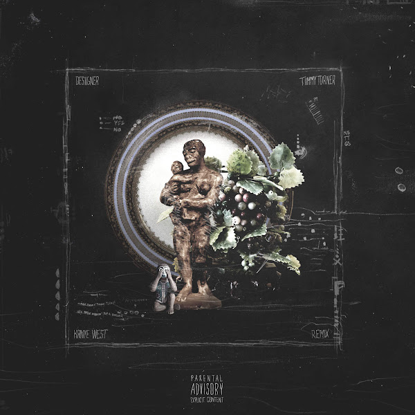 Desiigner - Tiimmy Turner (Remix) [feat. Kanye West] - Single Cover