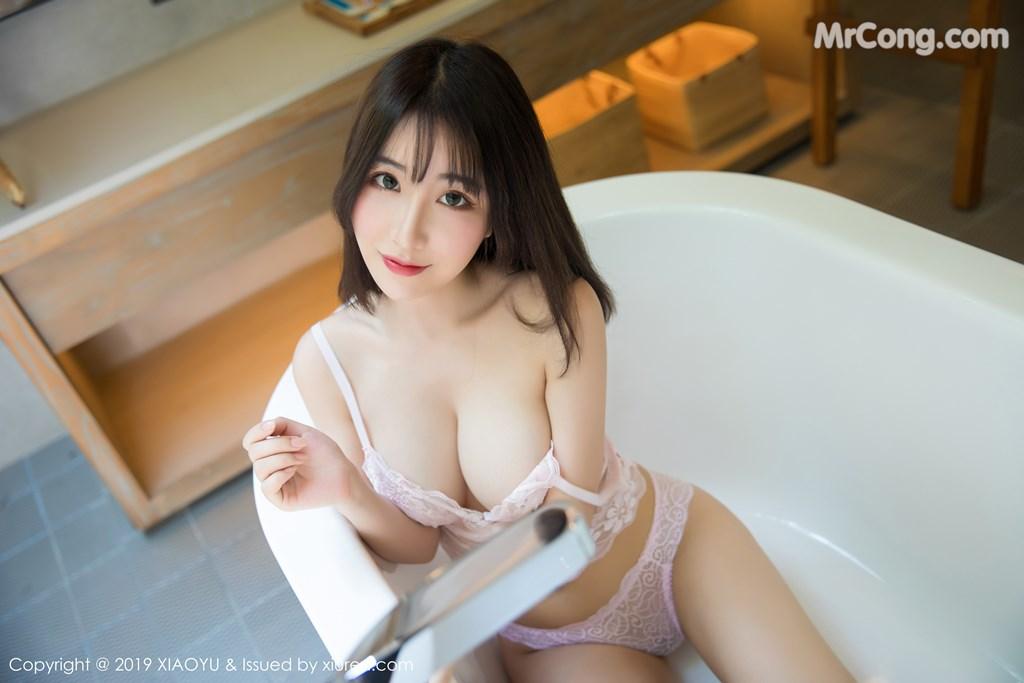 Image XiaoYu-Vol.147-Cherry-MrCong.com-044 in post XiaoYu Vol.147: 绯月樱-Cherry (66 ảnh)