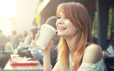 Avoid drinking coffee at 9 am!
