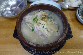 南浦參雞湯