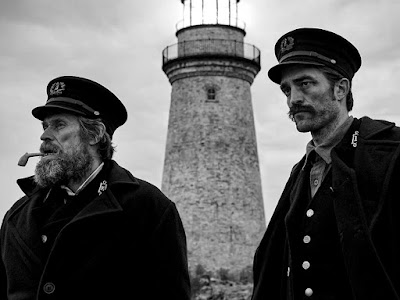 النزول إلى الجنون مع تريلر فيلم The Lighthouse